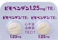 ピモベンダン錠1.25mg「TE」
